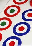 vespa sticker target italie stickerset lx s custom