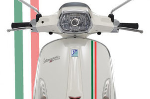 Striping Tricolore italiaans