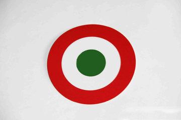 Mini Target tricolore