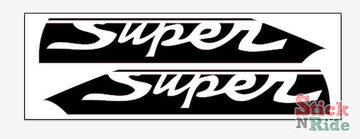 Wangsticker supersport LX/S